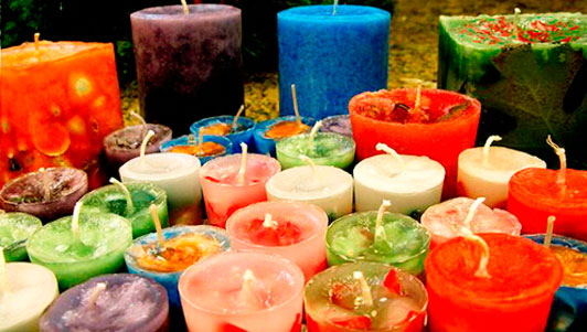 Производство свечей